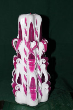 Carved - Breast Cancer Awareness 10in