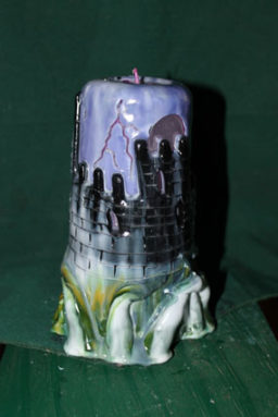 Storm Castle - Black Castle Purple Sky 7in